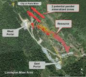 Greenwood Precious Metals Project Lexington Mine Sample Results