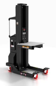 Der ServerLIFT SL-1000X transportiert automatisch schweres IT-Gerät zu jedem beliebigen Ort im Rechenzentrum.