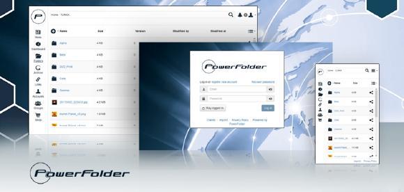 PowerFolder Picasso