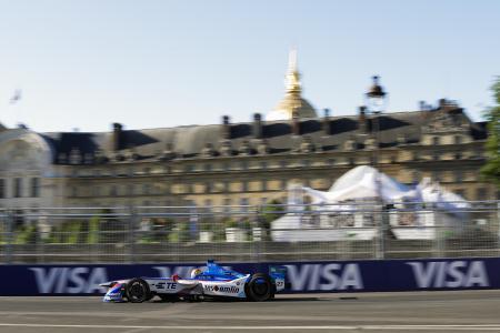 MS Amlin Andretti, Robin Frijns, FIA Formula E Championship, Paris ePrix ©2017 Zak Mauger/LAT/FIA Formula E