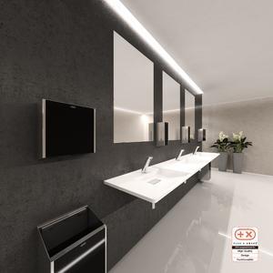 exos mit plus x award f r high quality design und funktionalit t franke aquarotter gmbh. Black Bedroom Furniture Sets. Home Design Ideas