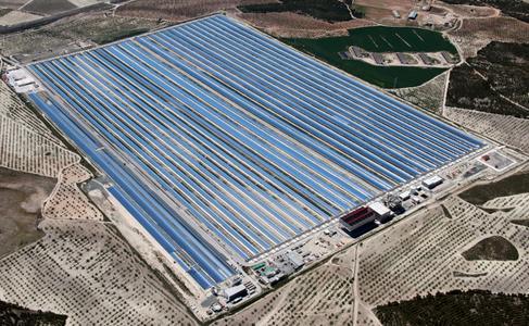 Novatec Solar_Puerto Errado 2 Aerial View
