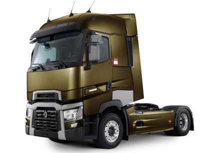 Eine komplett neue Produktpalette von Renault Trucks: Profitcenter im Dienste der Kunden