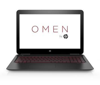 HP OMEN Laptop mit einer Bildschirmdiagonale von 15,6 Zoll