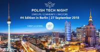 4.Polish Tech Night in Berlin. Quelle: SIBB e.V.