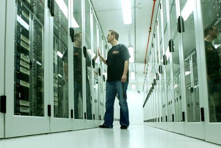 Rund 40.000 Server betreibt 1