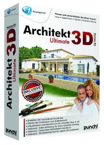 Ideal für die Hausplanung: Architekt 3D X5 Ultimate