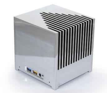 Auszeichnung für hohe Designqualität   Mini PC Kubb Fanless von Bleujour erhält Red Dot Award