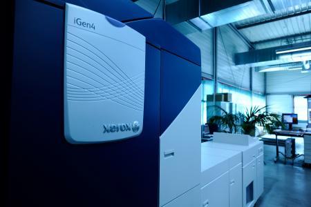 Xerox IGEN XXL