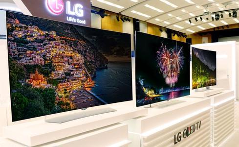 LG OLED TV Lineup IFA 2015