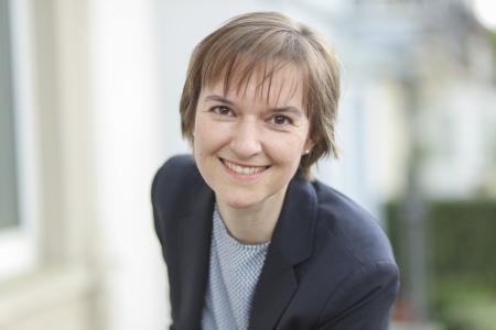 Dr. Isabell Schimdt, Geschäftsführerin der IK Industrievereinigung Kunststoffverpackungen e.V.