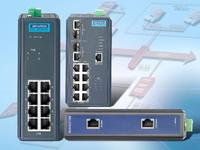 Ruggedized PoE-Switches