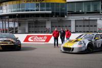 Eibach und Nürburgring verstärken Partnerschaft