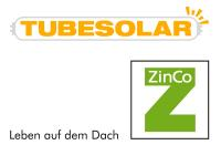 Unternehmenskooperation zwischen ZinCo GmbH und TubeSolar AG