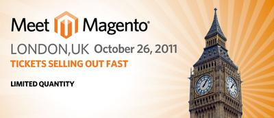 Meet Magento UK will sell out fast - last tickets available