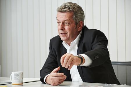 Raimund Wagner, Geschäftsführer der AMV Networks GmbH. BIld: AMV