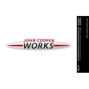 John Cooper Works Logo