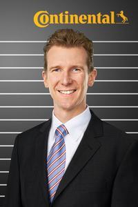 Constantin Batsch, Geschäftsbereichsleiter Lkw-Reifen-Ersatzgeschäft EMEA