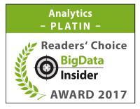 BigData Insider Award 2017