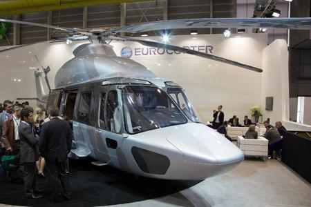 VIP and Executive versions of its EC175 © EC Lorette Fabre