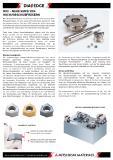 [PDF] Pressemitteilung: WJX - neue Serie von Hochvorschubfräsern