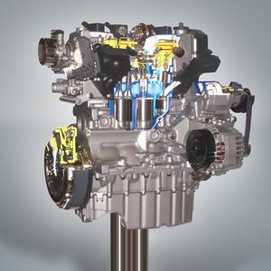 UniAir/MultiAir is a groundbreaking component for future-generation engine technology