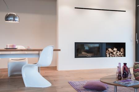 Abgestimmt auf Einrichtungsstil, Architektur und auf die Lichtverhältnisse entsteht ein harmonisches Gesamtbild, wenn die Weißnuancen gekonnt kombiniert werden. (Foto: Caparol Farben Lacke Bautenschutz)