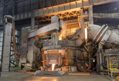 Big River Steel again banks on SMS group for the expansion of its North American steel plant