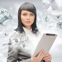 Bonpago auf der CeBIT 2013: Papier-Rechnungen werden intelligent (Foto: Shutterstock)