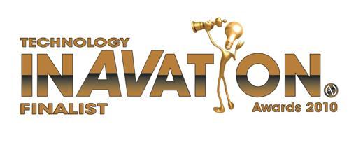 eyevis Inavation awards finalist