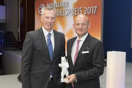 Deutscher Handelskongress und Retail World 2017 / Bildquelle: Management Forum / Foto: Jörg Sarbach
