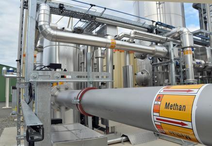 Einen Großauftrag über die Lieferung von Biomethan mit einer Laufzeit von 10 Jahren hat die Zevener MT-BioMethan GmbH abgeschlossen
