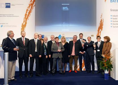 All winners of the Export Award