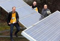 Kostenlose Solarberatung für Unternehmen und Bürger