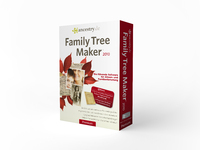 BOXSHOT: Family Tree Maker_2010_Premium (3D)