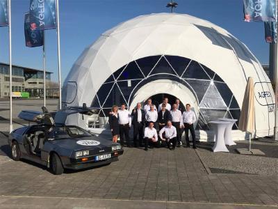 Der AGFEO-Dome