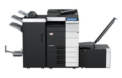 Gestraffte Dokumentenworkflows für mehr Produktivität - die neuen MFPs ineo+ 454e/554e von DEVELOP