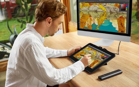 Atemberaubende Zeichnungen erstellen mit dem XP-PEN Artist Pro 16TP