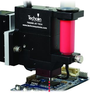Techcon Offers Solutions for the Complete Range of Dispensing Applications at NEPCON China