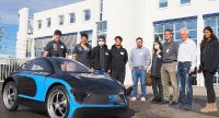 Erfolgreiches TUfast Eco Team bei SPN Schwaben Präzision zu Gast
