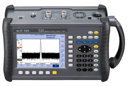 Willteks 9103 mit hoher Bandbreite für noch mehr Anwendungen