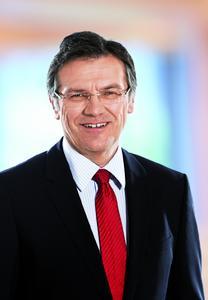 Helmut an de Meulen, geschäftsführender Gesellschafter der Materna GmbH