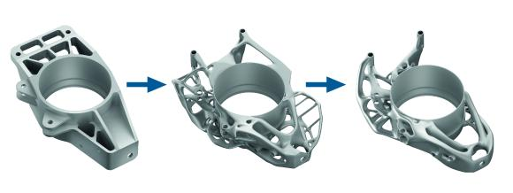 Full speed with investment casting!