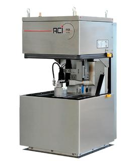 Fully-automated inline cleaning system for machined precision parts