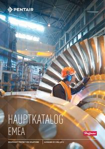 Alles für das Industrieumfeld von Pentair Equipment Protection