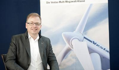 Windenergieanlagenhersteller ernennt Vice President Sales Germany