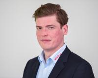 Manuel Grünefeld, Vertrieb DocuWare bei der WEDDERHOFF IT GmbH, unterstützt Kunden beim modernen Dokumentenmanagement. (Foto: WEDDERHOFF)
