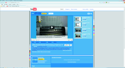 JORG Assists Its Own Support & Service through Practical Videos on YouTube