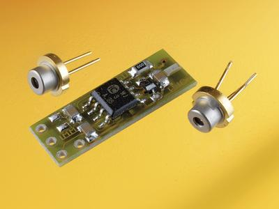 Inexpensive Drivers for cw Laser Diodes