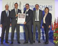 PERI wins Supply Chain Management Award 2016